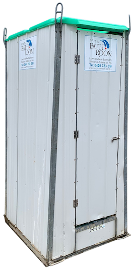 Metal portable toilet hire warragul