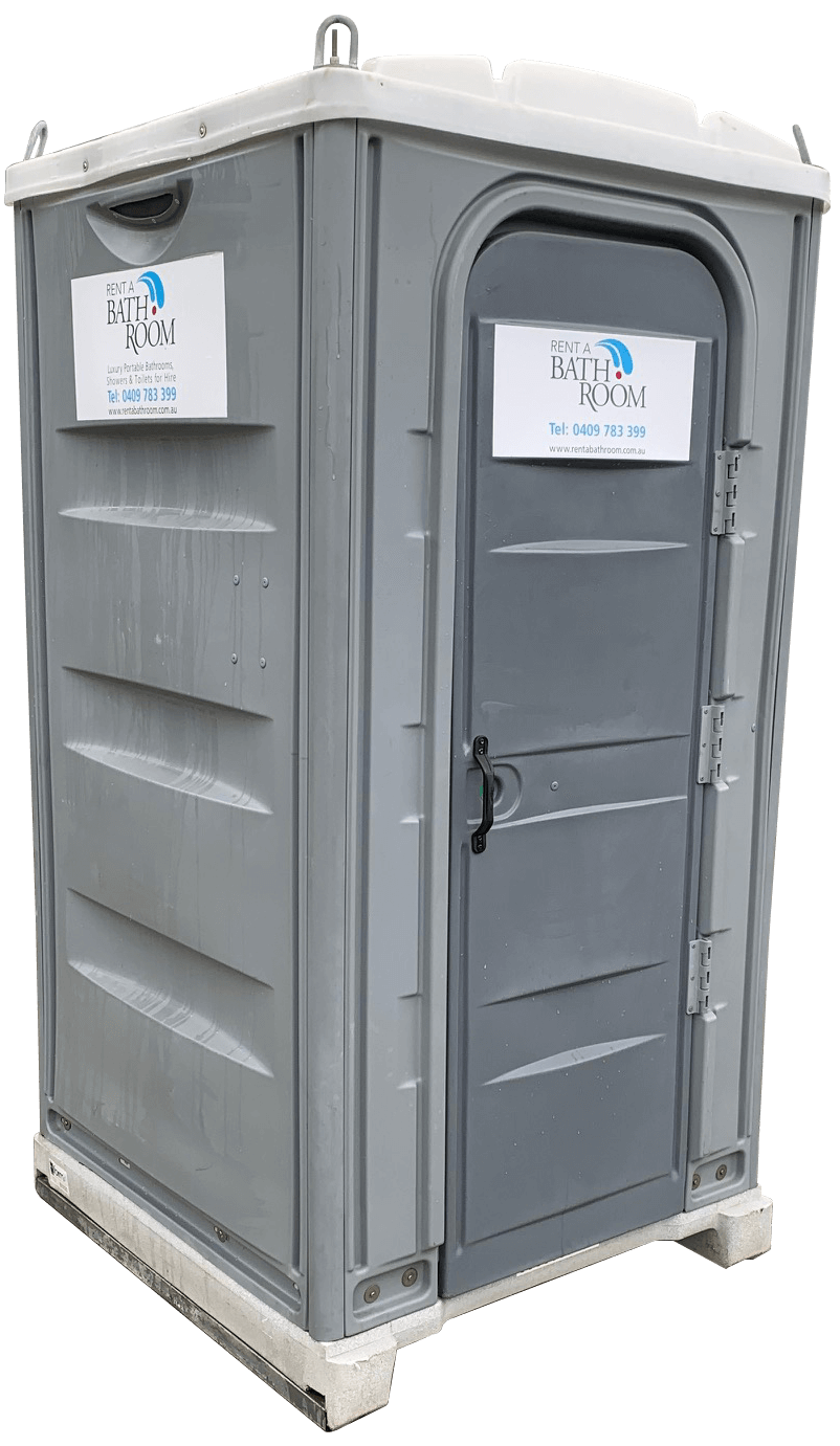 Portable toilet hire warragul plastic builders